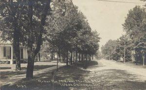 Arbor Avenue circa 1914