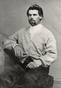 Lucius B. Church, circa 1860