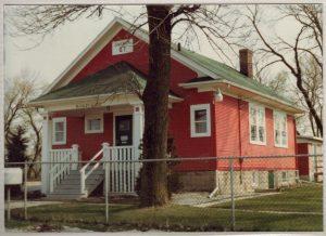 McAuley School about September 1980