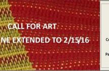 2016 Community Banner Art Call for Art
