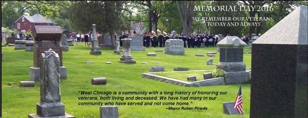 2016 Memorial Day Address