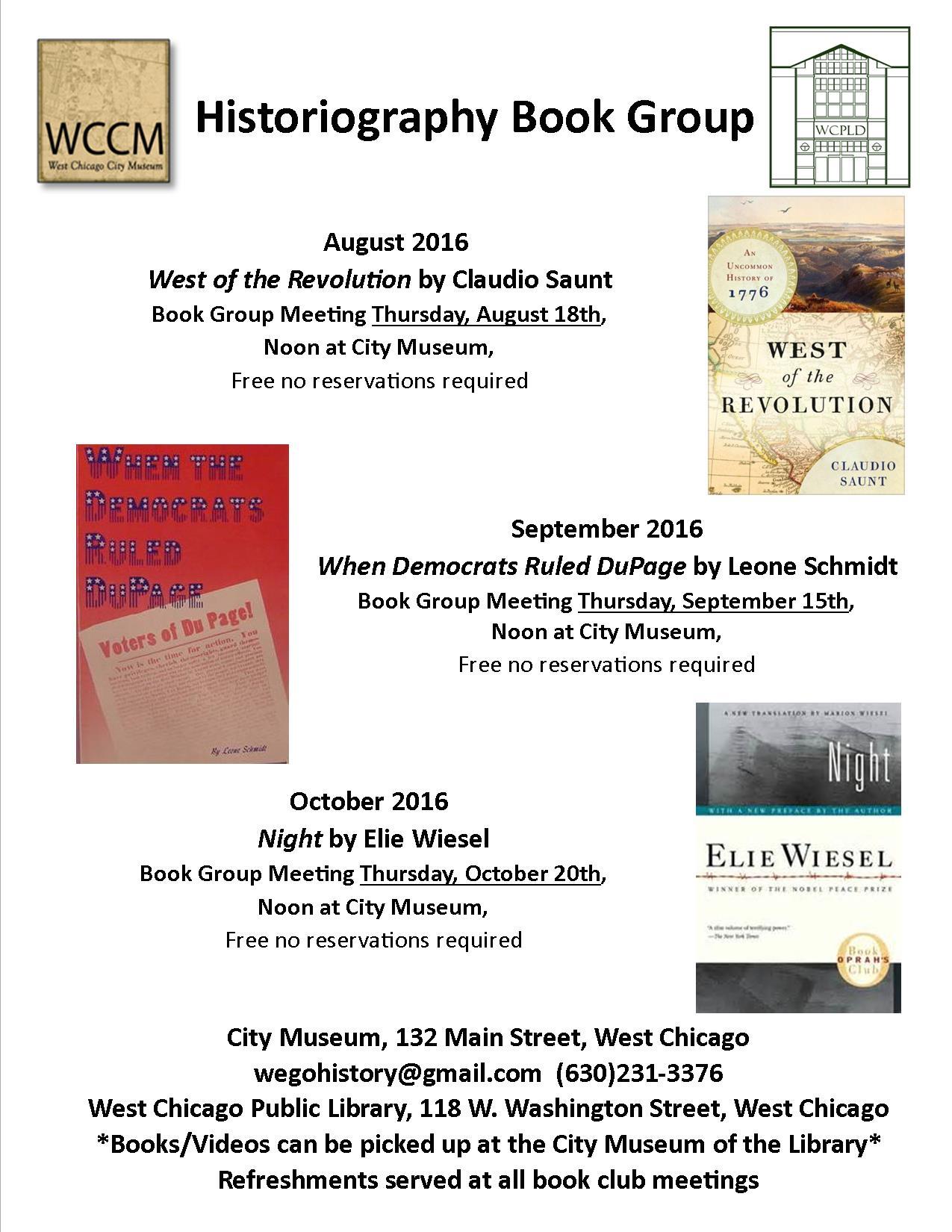 upcoming books, August September Oct 2016