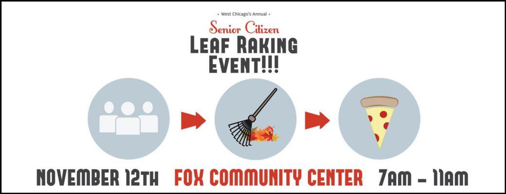 Volunteers Needed for Senior Citizen Leaf Raking