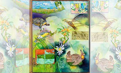 Junction mural poster