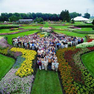 West Chicago Garden Club team photo