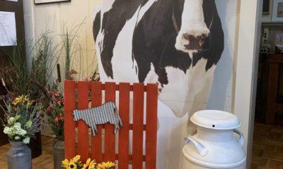 Dairies to Prairies exhibit