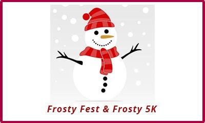 West Chicago Frosty Fest Frosty 5K