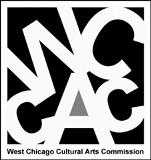 West Chicago Cultural Arts Commission logo