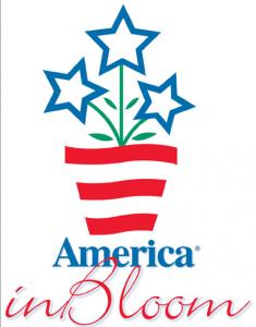 America in Bloom Logo