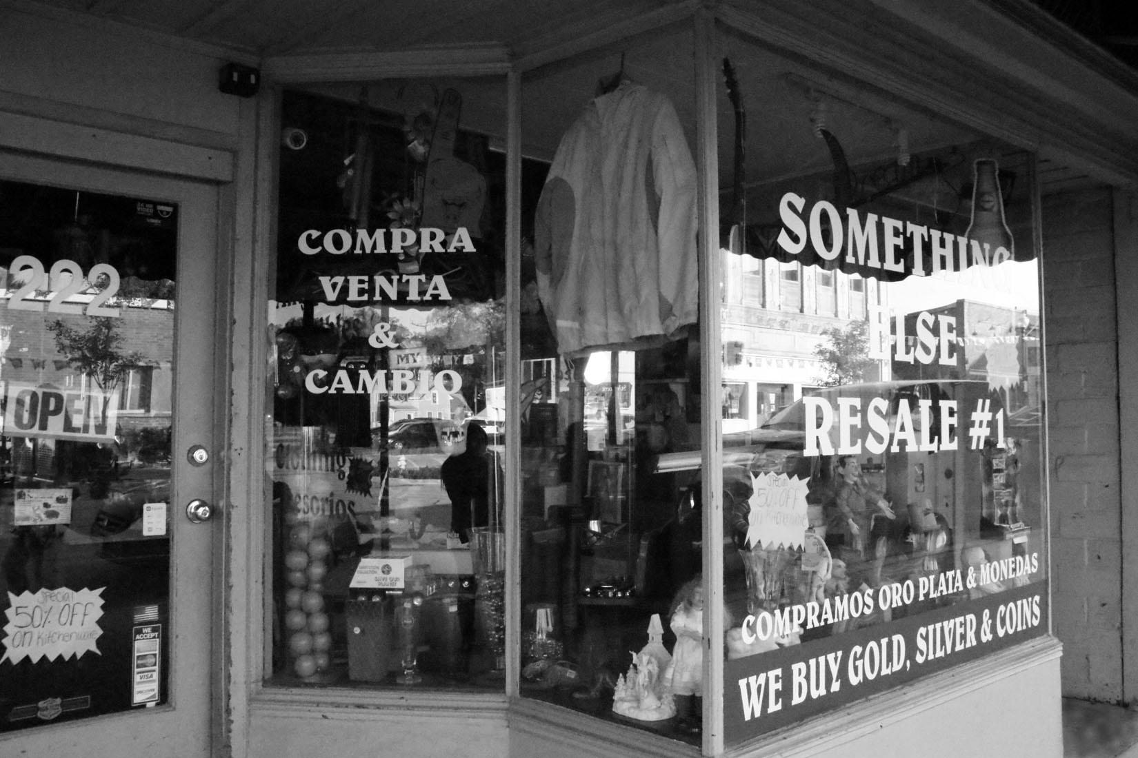 Digital Photo of Something Else Resale storefront