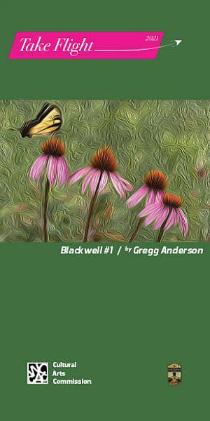 #22 Gregg Anderson banner